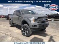 New, 2020 Ford F-150 XLT, Gray, SCA22131-1