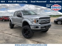 New, 2020 Ford F-150 XLT, Silver, SCA22293-1