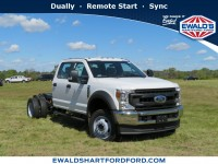 New, 2020 Ford Super Duty F-450 DRW Chassis C XL, White, HC22609-1