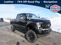 New, 2020 Ford Super Duty F-250 Pickup LARIAT, Black, HC23530-1