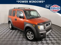 Used, 2003 Honda Element EX, Orange, D13518C-1