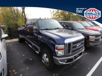 Used, 2008 Ford Super Duty F-350 DRW, Blue, D13518A-1