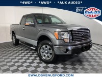 Used, 2010 Ford F-150 XLT, Gray, CD12567A-1