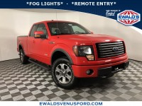 Used, 2012 Ford F-150, Red, CD12988B-1