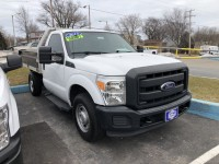 Used, 2013 Ford Super Duty F-250 Pickup XL, White, P16615A-1