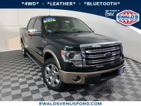 Used, 2014 Ford F-150, Green, D12505A-1