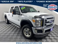 Used, 2015 Ford Super Duty F-250 SRW XLT, White, P16376-1
