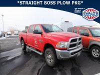 Used, 2015 Ram 3500 Tradesman, Red, D13608A-1