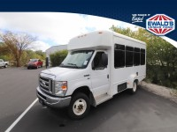 Used, 2016 Ford Econoline Commercial Cutaway, White, P16941-1