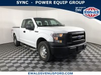 Used, 2016 Ford F-150, White, P16806-1