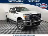 Used, 2016 Ford Super Duty F-350 SRW, White, CD12722A-1