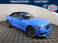 Used, 2017 Ford Mustang GT Premium, Blue, DD13392A-1