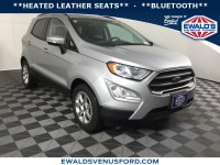 New, 2018 Ford EcoSport SE, Silver, B11087-1