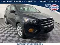 New, 2018 Ford Escape S, Black, B11899-1