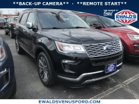 Used, 2018 Ford Explorer Platinum, Black, P16240-1