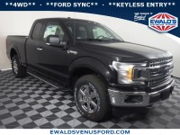 New, 2018 Ford F-150 XLT, Black, B10789-1