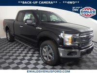 New, 2018 Ford F-150 XLT, Black, B10814-1