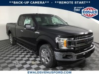 New, 2018 Ford F-150 XLT, Black, B10970-1