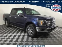 New, 2018 Ford F-150 XLT, Blue, B11060-1