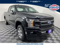 New, 2018 Ford F-150 XL, Black, B11805-1