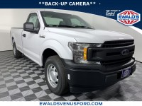 New, 2018 Ford F-150 XL, White, B11823-1