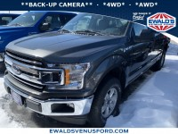 New, 2018 Ford F-150 XLT, Gray, B11918-1