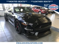 New, 2018 Ford Mustang GT Premium, Black, BS11732-1