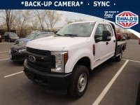 Used, 2018 Ford Super Duty F-250 SRW, White, P17229-1