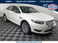 New, 2018 Ford Taurus Limited, White, B11043-1