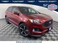 New, 2019 Ford Edge ST, Red, C12107-1
