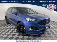 New, 2019 Ford Edge ST, Blue, C12231-1