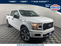 New, 2019 Ford F-150 XL, White, C12097-1