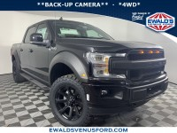 New, 2019 Ford F-150 LARIAT, Black, C12182-1