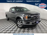 New, 2019 Ford F-150 XLT, Gray, CD12828-1