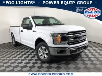 Used, 2019 Ford F-150, White, P16908-1