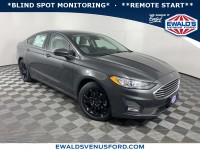 New, 2019 Ford Fusion SE, Blue, C12186-1