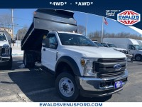New, 2019 Ford Super Duty F-450 DRW XL, White, C12050-1