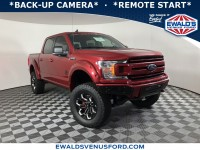 New, 2020 Ford F-150 XLT, Red, SCAD13231-1