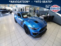 New, 2020 Ford Mustang GT Premium, Blue, D13415-1