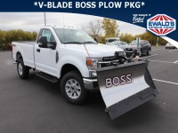 New, 2020 Ford Super Duty F-250 Pickup XL, White, D13502-1