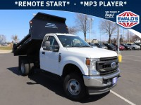 New, 2020 Ford Super Duty F-350 DRW Chassis C XL, White, D13758-1