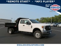 New, 2020 Ford Super Duty F-350 DRW Chassis C XL, White, D13389-1