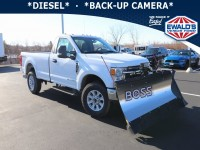 New, 2020 Ford Super Duty F-350 SRW Pickup XL, White, D13605-1