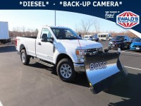 New, 2020 Ford Super Duty F-350 SRW Pickup XL, White, D13608-1