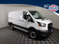 New, 2021 Ford Transit Cargo Van, White, E13810-1