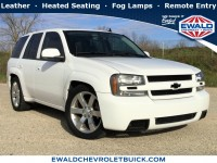 Used, 2006 Chevrolet TrailBlazer LT, White, GP3944A-1