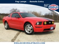 Used, 2006 Ford Mustang, Red, 19C344B-1