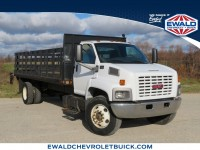 Used, 2006 GMC TC6500 Regular Cab, White, GP4580-1