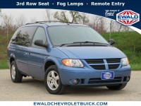 Used, 2007 Dodge Grand Caravan SXT, Blue, 20C36B-1