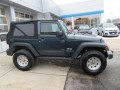 2007 Jeep Wrangler X, 19C332A, Photo 2